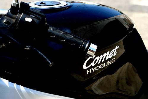 012-250 Hyosung Comet