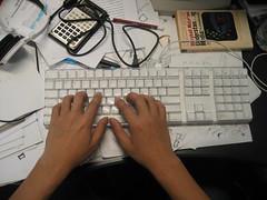 Writing writing writing...