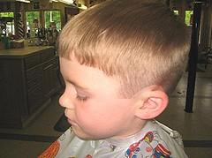 Mathew2 (haircutsz) Tags: boy haircut man buzz cut guard crew shave clipper butch induction nape