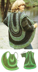 Freeform crochet - the inspiration (M%n) Tags: green groen crochet monica vorm vrije freeform haken