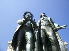 Goethe, Framed