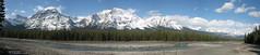 Icefields Parkway panoramic (skiergirl) Tags: panoramic parkway icefield