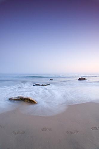 Stopy v písku #Srandičky