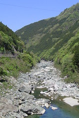 Shimanto River / 四万十川(上流)