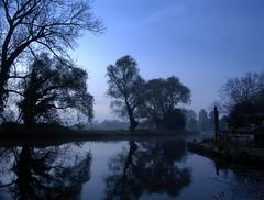 Castle in the Fog (Extra Medium) Tags: castle night interestingness nikon d100 slideshow hemingfordgrey 445 blueribbonwinner
