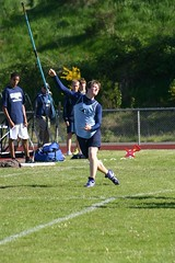 Michael Hughes (Tides Track & Field) Tags: 2006 javelin michaelhughes