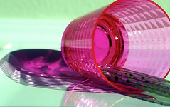 shadows and reflections (jodi_tripp) Tags: pink 2 reflection cup tag3 taggedout kiss tag2 tag1 shadows caustics straws allrightsreserved kiss2 kiss3 kiss1 kiss4 joditripp kiss5 wwwjoditrippcom photographybyjodtripp joditrippcom