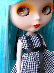 b4 (whimsy wreck of a girl) Tags: doll dolls blythe custom indiansummer