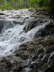 九寨溝 (Photography lesson in Shanghai) Tags: lake tree green nature rock landscape waterfall