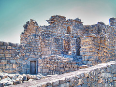 Azraq Castle (shishani13) Tags: old castle jordan cy hdr azraq shishani13 challengeyou challengeyouwinner