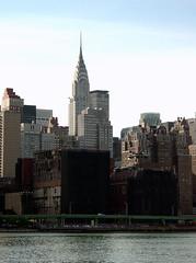 Chrysler Building and Tudor City (Jim Lambert) Tags: nyc newyorkcity usa ny newyork buildings us skyscrapers unitedstates manhattan eastriver circlelinecruise