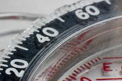 bearings (*Hairbear) Tags: macro canon 50mm 300d close edge canon50mmf18 f18 compass degrees kenko kenkoextension