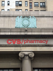 CVS/landmark (dM.nyc™) Tags: nyc newyorkcity building geotagged eagle guesswherenyc landmark historic pharmacy nycguessed column drugstore cvs 1848 img0462jpg vobiosguessed geo:lat=40794205 geo:lon=73970035