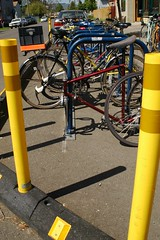 Fresh Pot bike parking