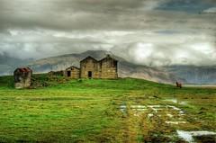 HDR – Iceland Landscape