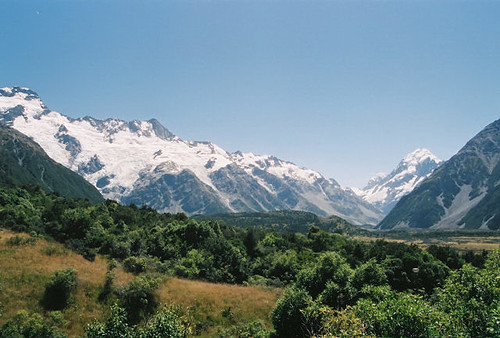 Aoraki/Mt. Cook National Park