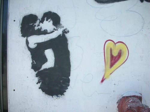 Un beso cualquiera