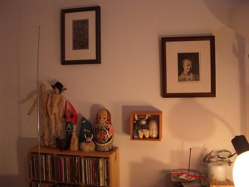 Mini studio guardians