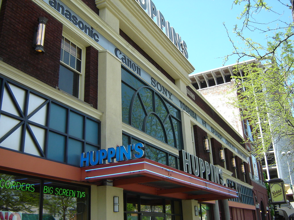 Huppin's Camera Store