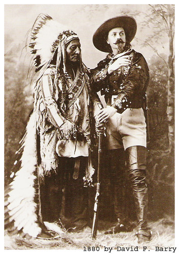 Sitting Bull & William F. Cody