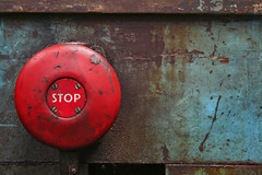 Push the button by INoxKrow on Flickr
