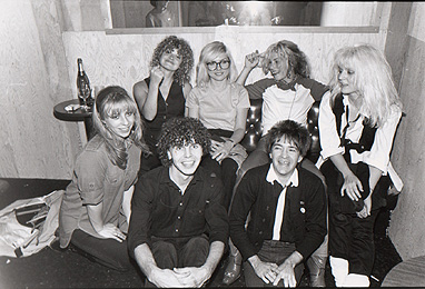 Blondie, B-Girls, Bingenheimer Backstage