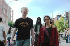 The Ave, U District Seattle, students, another day in Nirvana