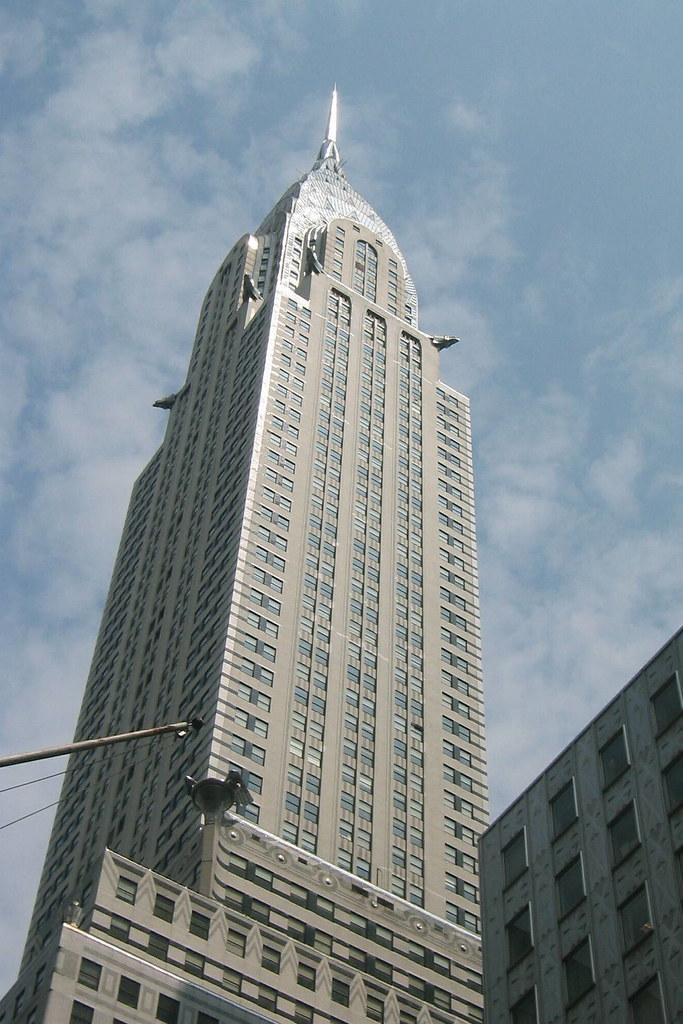 NYC: Chrysler Building