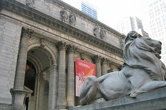 NYC - Midtown: New York Public Library Main Building by wallyg, on Flickr