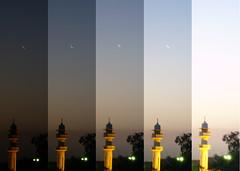Faith (radiant guy) Tags: light moon night dark psp exposure islam faith protest creative mosque crescent panasonic paintshoppro sequence faithful fx01 panasonicfx01 architectandcity