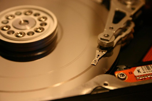 Hard Disc Crash