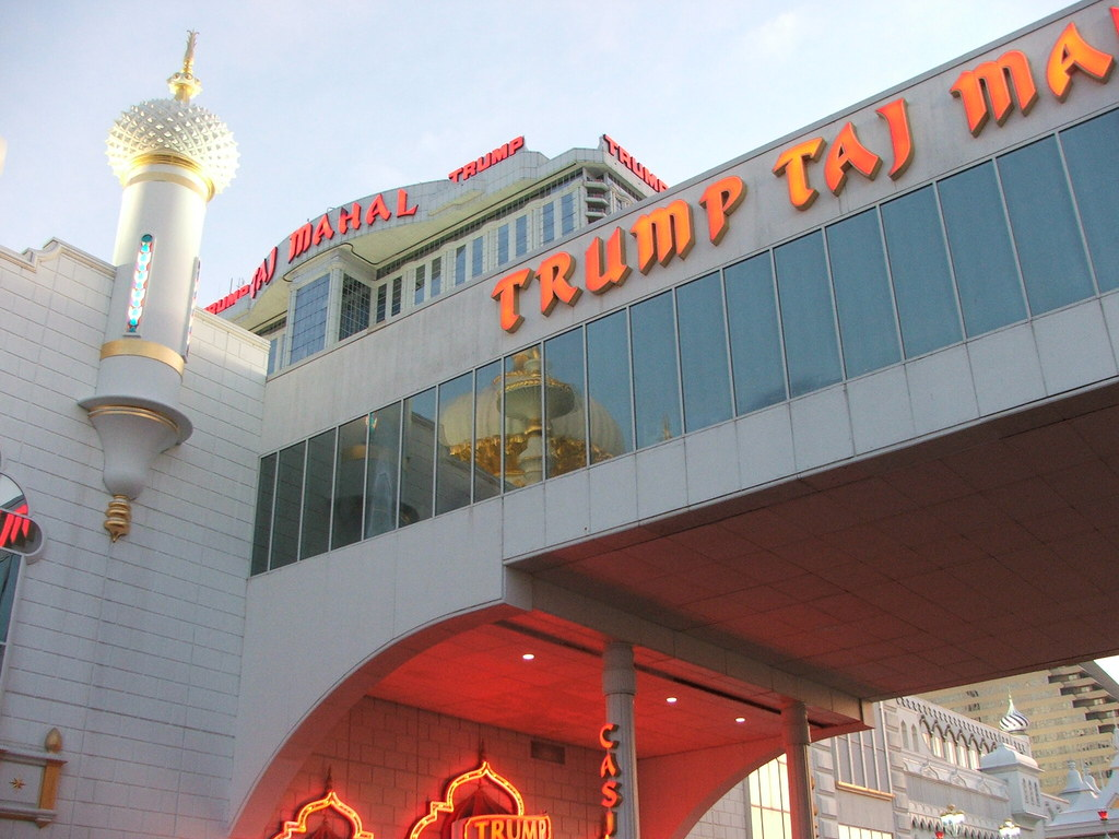 Trump Taj Mahal Casino Hotel Atlantic City