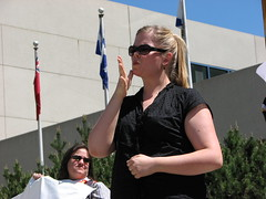 Speak Out: Sign language interpretation
