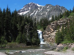 Glacier National Park, Running Eagle Falls, MT (Snuffy) Tags: usa montana glacier greatshot glaciernationalpark nationalparks runningeaglefalls goldenglobe straightfromcamera 5photosaday neverbeenthere wowiekazowie naturewatcher excapture worldtrekker ilovemypics qualitypixels