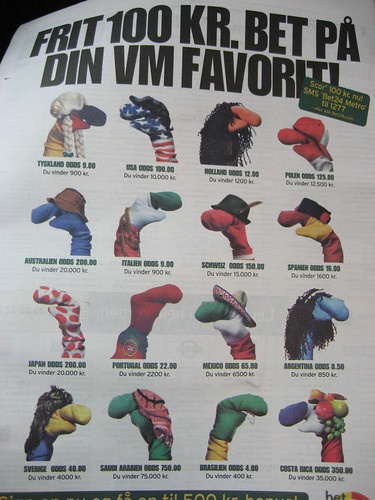 copenhagen denmark football sock puppet soccer worldcup reboot reboot8
