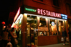 Waverly Restaurant by roboppy, on Flickr