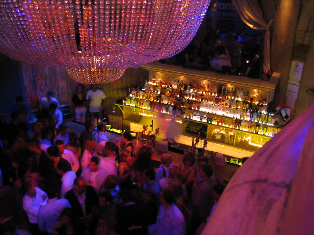 Nightclub by BruceTurner, on Flickr