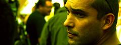 Filmacion Bancomer (Luis Montemayor) Tags: verde green yellow amarillo hombre myfavs filmacion bancomer