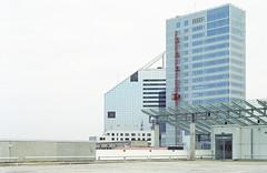 Glass, steel & concrete (Martin Voltri) Tags: plaza city architecture skyscraper tallinn highrise seb keskus viru