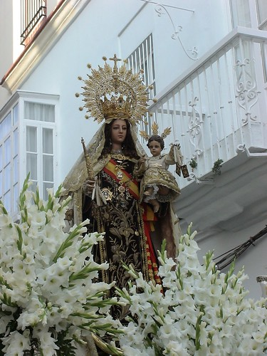 Virgen del Carmen V en Flickr