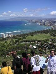 diamondhead (miyo*) Tags: hawaii diamondhead waikikibeach