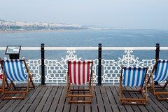 DSC091761 (Enrico Webers) Tags: uk sea england beach sussex pier seaside brighton unitedkingdom beachlife 2006 resort angleterre engeland brightonpier palacepier 200606