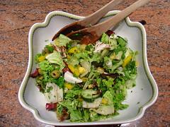 salades équilibrées