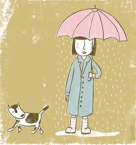 Rain-lluvia