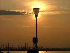 Sunset in Venice (Lamp)