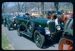 28 - VMCCA Rally, April 1957 (Jon Delorey) Tags: auto car antique rally 1957 bentley alvis vscc larzanderson automoble vmcca