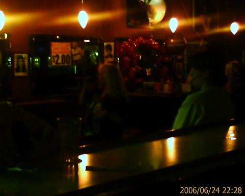 Um.  Karaoke night at Mike's Ale House