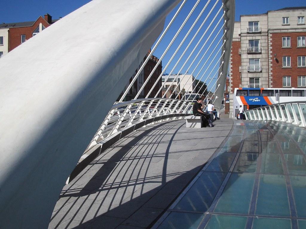 New Bridge Over The Liffey