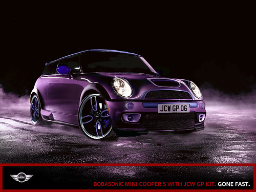 Bobasonic MINI Cooper JCW GP