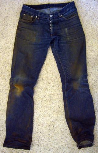 clothing mine jeans denim helmutlang